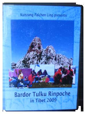 Bardor Tulku Rinpoche in Tibet DVD