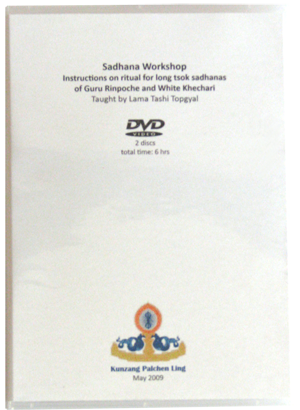Sadhana Workshop with Lama Tashi Topgyal