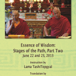 Essence of Wisdom, Part Two bookstore