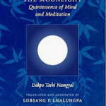 Mahamudra The Moonlight Quintessence of Mind and Meditation