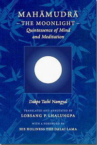 Mahamudra The Moonlight Quintessence of Mind and Meditation