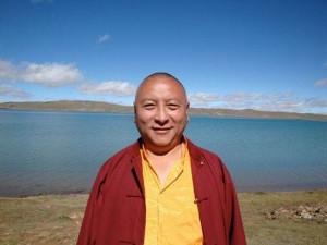Bardor Rinpoche in Tibet