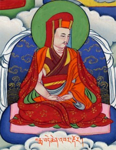 2nd Barway Dorje