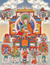 Kunzang Palchen Ling is a nonsectarian Buddhist center that draws from the rich tradition of the treasure lineage of Terchen Barway Dorje