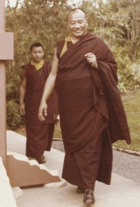 16th Karmapa and Bardor Rinpoche